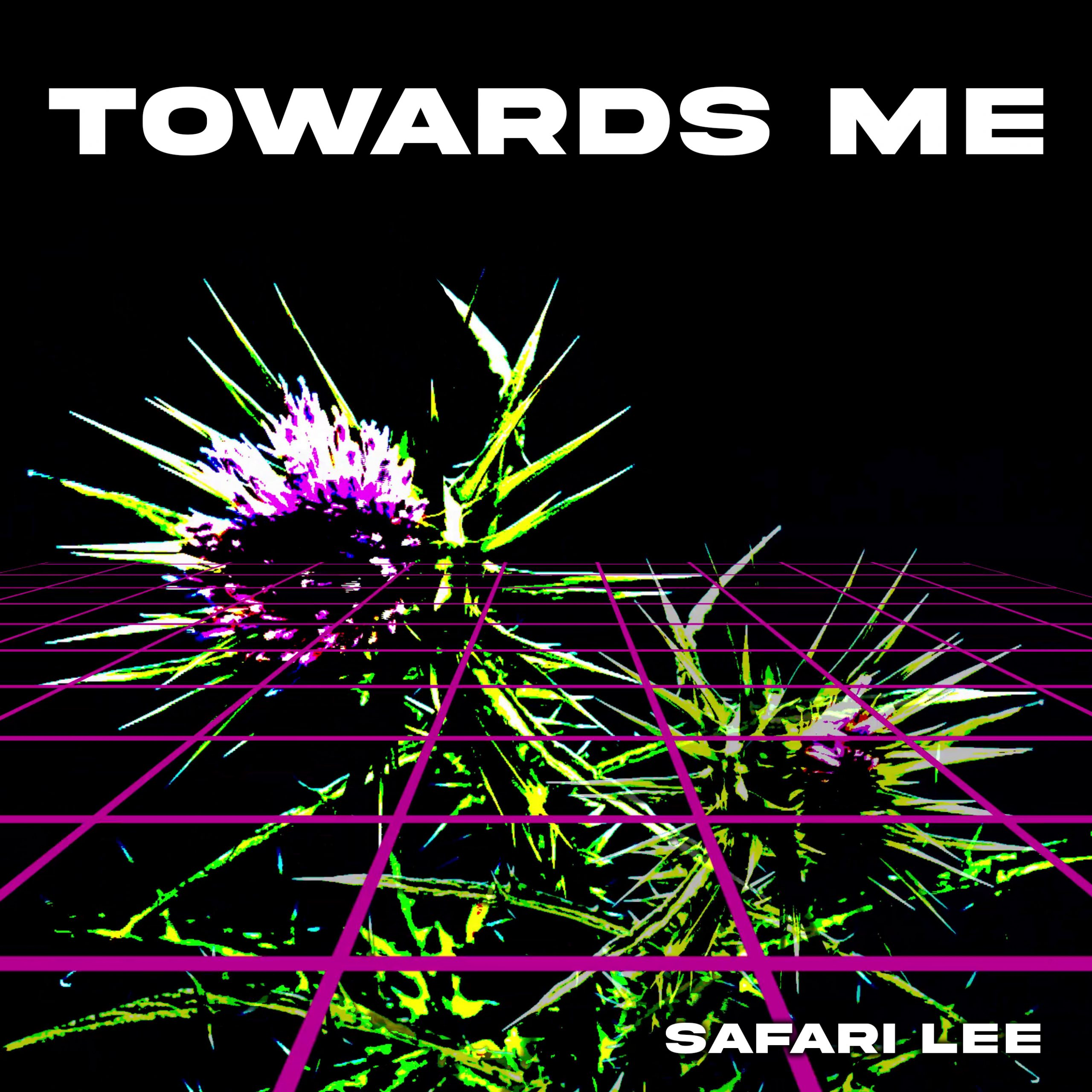 Towards Me - plant cover of single